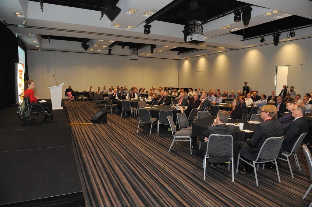 keynote speaker australia resilience conference