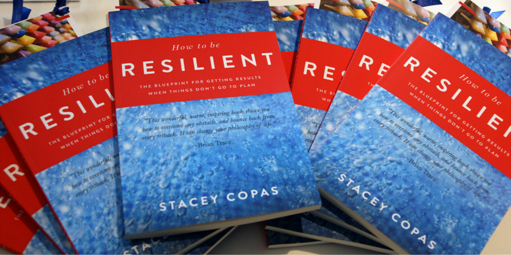 How To Be Resilient Brisbane Book Launch